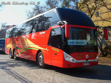 Buses Palmira - Via Norte