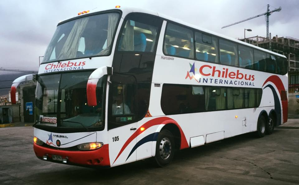 Buses Chile Bus