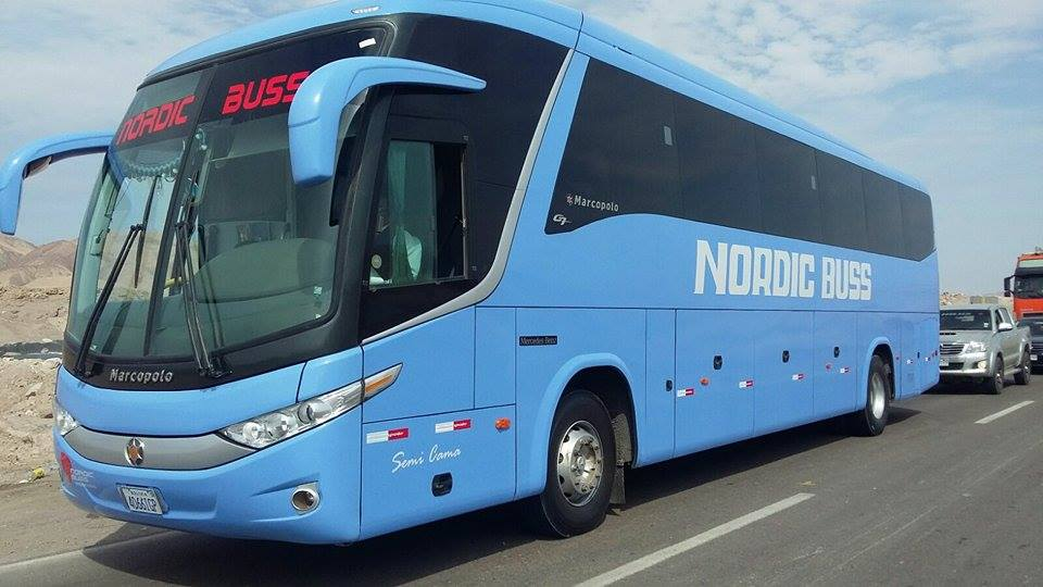 Buses Nordic Buss