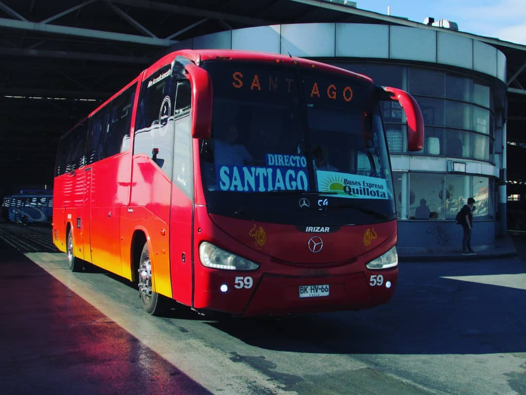 buses expreso quillota